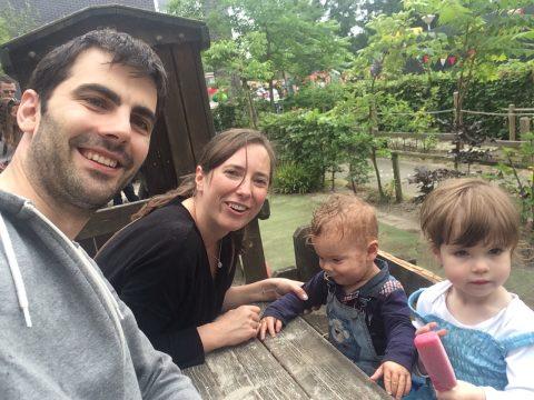 IMG_1294 Arhur, Niki, Florian en Rosa